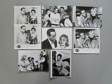 "Bogart lollobrigida ""stronger than the devil"" Huston lot of 8 photos cinema em"