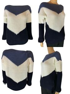 NEW Womens Knitted Jumper Dress Ladies Long Sweater Free Size 10 12 14 16 Blockd