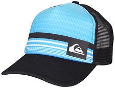 Quiksilver Foambition Snapback Trucker Hat (Atomic Blue/Black)