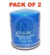 OSAKA Oil Filter Z543 - FOR Peugeot 205 206 306 307 405 406 407 - BOX OF 2