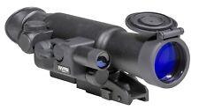 NVRS 3x42mm Night Vision Riflescope with built-in high power IR illuminator
