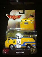 AVIONS DISNEY PIXAR PLANES VASQUEZ Series Mattel