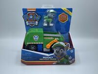 Nickelodeon Paw Patrol - Rocky Recycle Truck