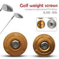Golf Weight Screw Golf Head Weight Screw For Cobra King F7 W7B4