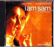 JOHN POWELL - I Am Sam Soundtrack/Score CD Sean Penn/Michelle Pfeiffer 2001