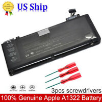 "New OEM Genuine Original Macbook Pro 13"" A1278 2009 2010 2011 2012 battery A1322"