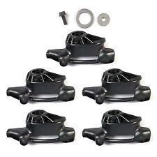 5-PACK Nylon Mount Demount Duck Heads for COATS Tire Changer 8183061, 182960