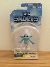 2011 The Smurfs Clumsy Grab 'Ems Figure NIP