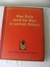 Antiquarische Bücher mit Reiseführer- & Reiseberichts-Genre von 1900-1949
