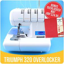 Triumph 320 Overlocker