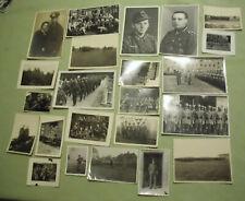 Soldaten 2. Weltkrieg - Konvolut 23 Fotos Soldatenfotos 2. WK