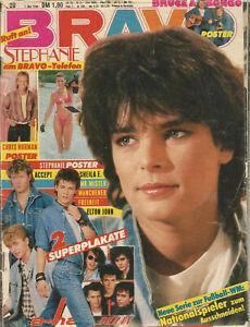 Bravo-Heft Nr.20 aus dem Jahr 1986 / Stephanie