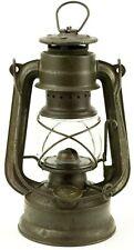 Vintage Lantern FeuerHand Super Baby N 175 Kerosene Oil Storm Lamp Wehrmacht WW2