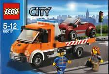 LEGO  60017 City Flatbed Truck