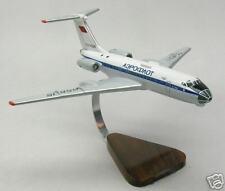 TU-134 Tupolev Airplane Wood Model Big