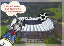 AOL Arena + Hamburger SV + Bayern Lederhosen ausziehn !