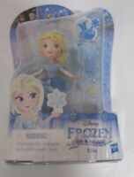 Disney Frozen Little Kingdom Princess Elsa Doll Snap-Ins Hasbro