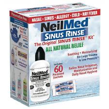 Neilmed Sinus Rinse Kit Regular 60