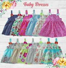 baby dress fits 3 to 9 months