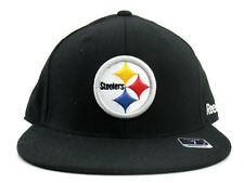 Pittsburgh Steelers NFL - Fitted Baseball Cap Size 7 - Reebok - New NWOT 369a3be7c