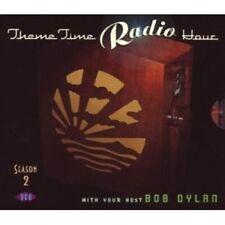 THEME TIME RADIO HOUR WITH BOB DYLAN SEASON 2 2 CD NEU