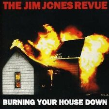 THE JIM JONES REVUE - BURNING YOUR HOUSE DOWN USED - VERY GOOD CD