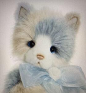 Charlie Bears Puddy Katze Cat Plüsch Kollektion
