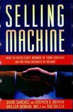 Diane Sanchez~SELLING MACHINE~SIGNED~1ST(2)/DJ~NICE COPY