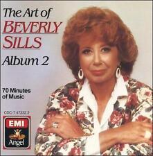 Beverly Sills: Art of Beverly Sills, Album 2