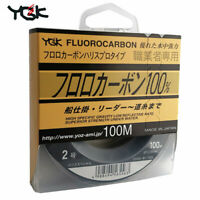YGK M310 Fluorocarbon Line 100m #0.8 - #2.5 All Size Free Shipping