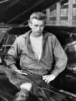 1955 Cool Toug Guy James Dean Rebel Withouth A Cause  8x10 Picture Celebrity Pri