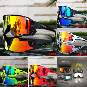 MTB Cycling Glasses Outdoor Sport Mountain Bike Polarized Sunglasses Eyewear
