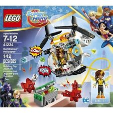 Helicopter DC Comics Super Heroes LEGO Building Toys