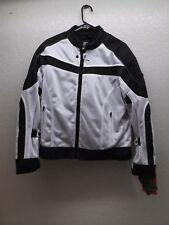 SHIFT Motorcycle Racing  Mesh Jacket Built In Armor Protection Mens Medium *NEW*