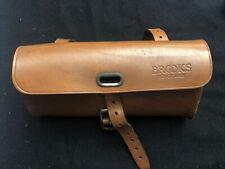 Brooks Challenge Leather Bike Seat Bag