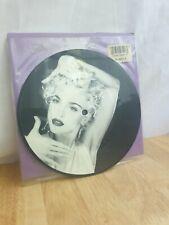Madonna Vogue 7 Inch Vinyl Record Picture Disc