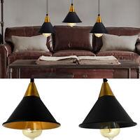 Vintage Retro Industrial Ceiling Pendant Light Lamp Shades Vintage Lampshade  UK