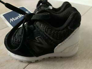 New Balance Baby Toddler Shoes New Black Size US 2