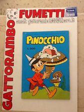 Pinocchio N.10 Anno 74 Edicola