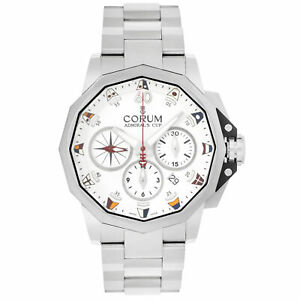 Corum Admiral's Cup Stainless Steel Automatic Men's Watch A753/04236