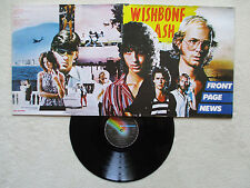 """LP 33T WISHBONE ASH """"Front page news"""" MCA RECORDS 511 001 FRANCE §"""