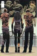 THE WALKING DEAD # 115: ALL OUT WAR BEGINS HERE, PART 1 OF 12. COVER C. IMAGE