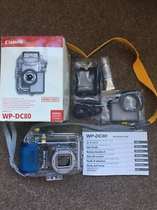 Canon WP-DC80Digital Camera Waterproof Case