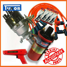 MGB Electronic Ignition AccuSpark Distributor Pack plus FREE Timing Light