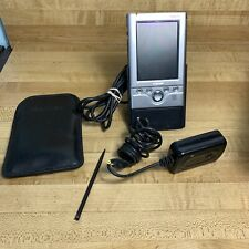 Toshiba E335 Pocket Pc Handheld-Brand With Stylus, Charger And Case Tested!