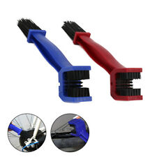 Motorcycle Bike Chain Cleaning Brush Bicycle Gear Wash Scrubber Cleaner Tools