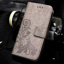 For Moto G7 Play G7 Power Pattern Leather Magnetic Wallet Flip Stand Case Cover