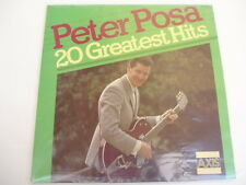 PETER POSA - 20 GREATEST HITS