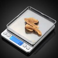 1000g x 0.1g Mini Digital Pocket Scale Jewelry Weight Electronic Balance Scale