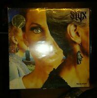 Styx Pieces of Eight LP 1978 Gold Vinyl
